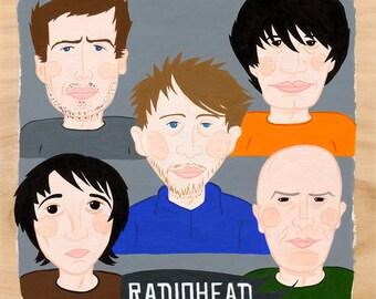 Radiohead - Painting