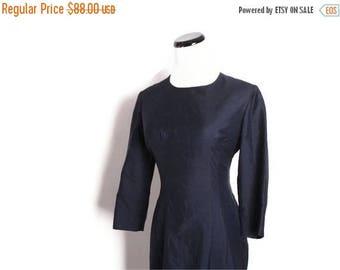 On SALE 35% Off - Little Black Dress / LBD / Black Dress / Cocktail Dress / 1950s Cocktail Dress / Dress / Dresses / Vintage Dress / Holiday