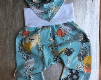 Baby Boy Birch Tree Clothing Set