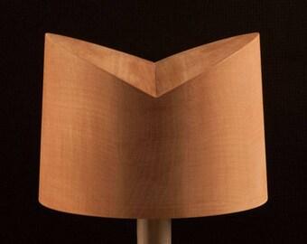 """Trilby Inspired Hat Block - CB37 in 22.5"""""""