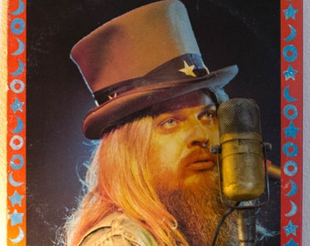 """ON SALE Leon Russell Vinyl Record Album 3LP 1970s Country Rock Folk Blues World New Orleans Mix """"Leon Live"""" (1973 Shelter w/""""Jumpin' Jack Fl"""