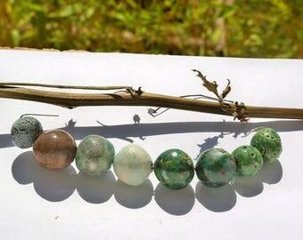 """L'atelier de jacquelina    """" 1 perle rustique  en ceramique/ handmade  1 bead ceramic rustic  """""""