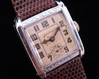 c.1930 Bulova Watch