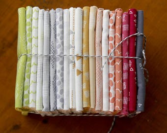 Improv Fabric Fat Quarter Bundle-Full Collection