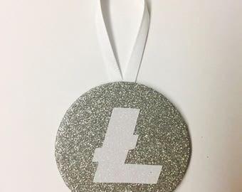 Litecoin Ornament