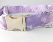 Purple Collar · Tie Dye Collar · Large Dog Collar · Small Dog Collar · Purple Tie Dye Collar · Watercolor Dog Collar · Purple Tie Dye ·