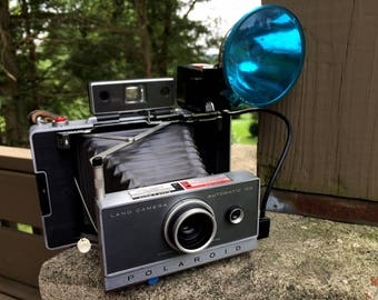 Polaroid 100 Automatic Land Camera - The Original