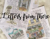 Letters from There: 6 month subscription