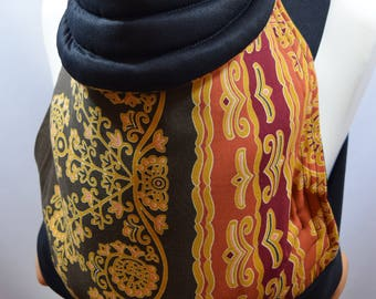 MEI TAI Baby Carrier / Sling / Reversible / Imperial Dream / Handmade /Made in UK / Cotton