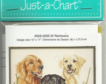 Retrievers Janlynn's Just-A-Chart