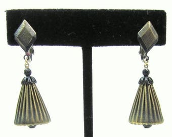 25% Off Vintage Lewis Segal Dangle Earrings Very Collectible
