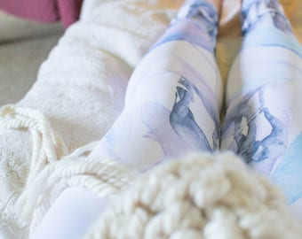 Majestic Elephants Leggings