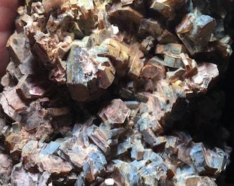 2.6lb Huge Gemmy Mica Crystal Cluster, NC
