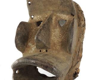 Dan Wee Kran Guerre Mask Liberia African Art 120138