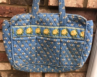 Vintage VERA BRADLEY Diaper Bag