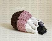 PATTERN The Rockies Drawstring Handbag Crochet PATTERN