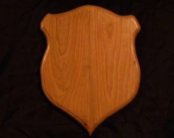 Cherry taxidermy plaque
