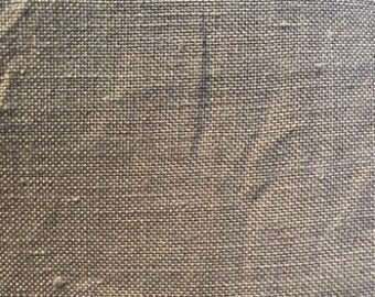 BEACH BREW 36 ct. hand-dyed cross stitch linen fabric by R&R Reproductions at thecottageneedle.com count embroidery