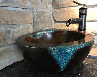 Concrete Sink Etsy