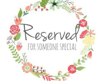Reserved for AMANDA H.