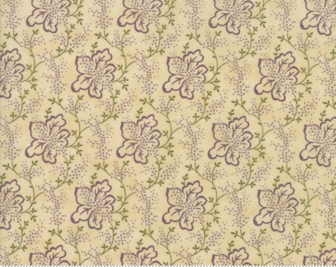 Lilac Ridge Cream 2214 11 by Jan Patek for Moda Fabrics
