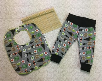 Sushi Custom Leggings