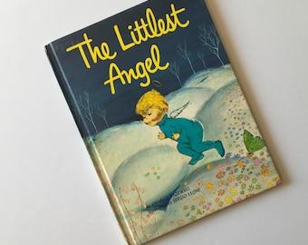 1962 The Littlest Angel Hardcover Book