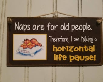 Naps Are For Old People