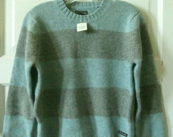 Abercrombie & Fitch Wool Sweater, NOS, NWT, M - L