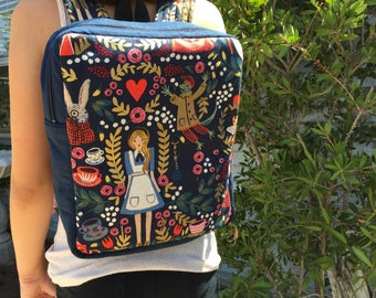 Wonderland Backpack