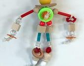 LITTLE MAN Bird Toy 8-LM1621