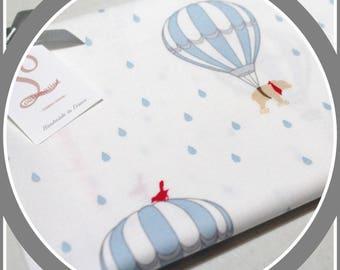 Gutermann Little Friends Large Cotton Fabric Coupon 50 cm X 70 cm