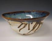 Handmade Large Pottery Bowl - Handmade Bowl