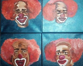 Stages of Homey D Clown
