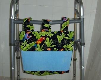 Nice Tropical  Walker Bag
