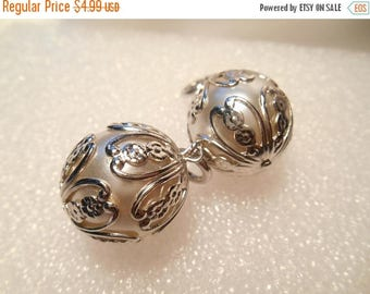 50% Off Sale Sarah Coventry 1971 Chain-Ability Silver Tone Drops