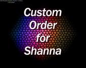 Custom Order for Shanna - Creeper and Green Lantern 11*11