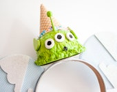 Aliens Mouse Ears / Aliens Toy Story Mouse Ears / Aliens Headband / Toystory Mouse Ears / Ice Cream Ears
