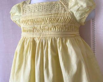 Ralph Loren Baby Dress, 9 mos.