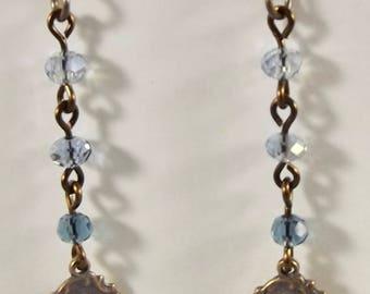 Miraculous Medal Earrings