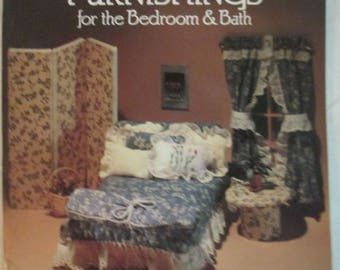 "Pattern booklet 1984 ""Dollhouse Furnishings"" designs  Shep Stadiman used 50 pages"