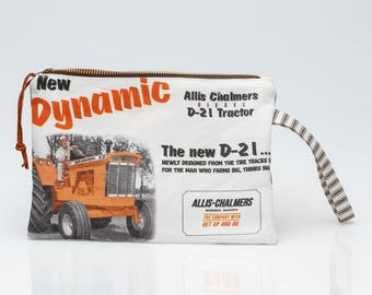 Allis-Chalmers D-21 Tractor Clutch with Wrist Strap
