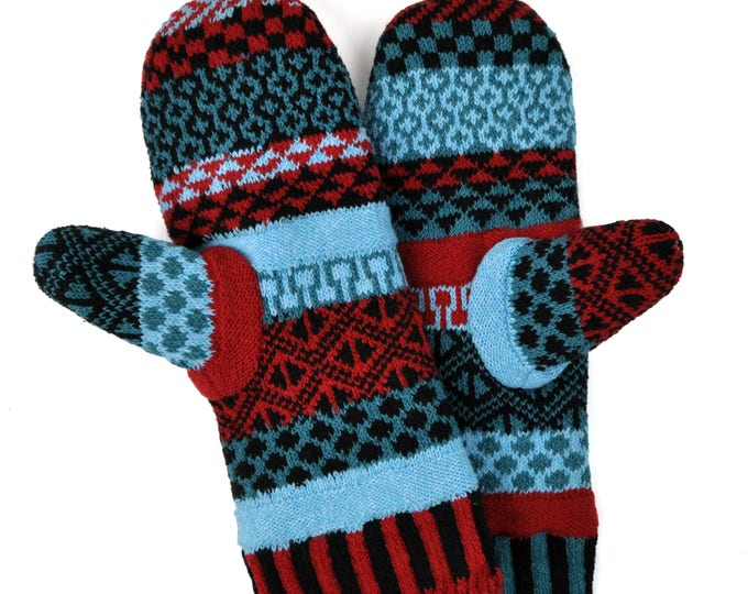 Solmate Accessories - Mars Fleece Lined Mittens Limited - Available to order through midnight November 27th!