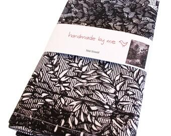 Flora Tea/Dish towel