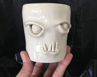 Creature #110 coffee/tea cup