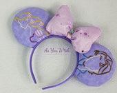 Princess Rapunzel Tangled Flynn Rider  inspired Ears Headband custom mouse ears