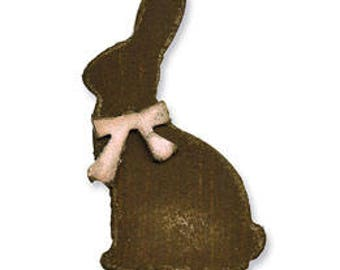 20% Off Sizzix-Tim Holtz Movers & Shapers Magnetic Die: Mini Bunny and Bow