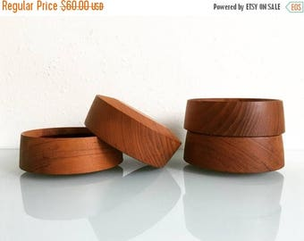 ON SALE Early Dansk Jens Quistgaard Individual Salad Bowl Set