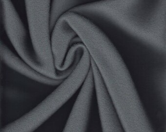 Designtex Upholstery Fabric Pigment Steel Gray Wool 2711-807 - 1.625 yards - GL8