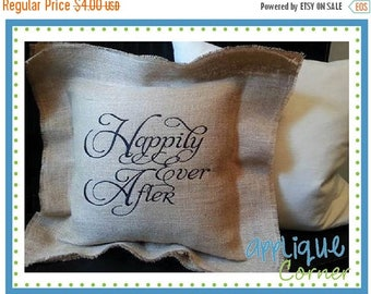 50% Off INSTANT DOWNLOAD Happily Ever After embroidery design in digital format for embroidery machine by Applique Corner